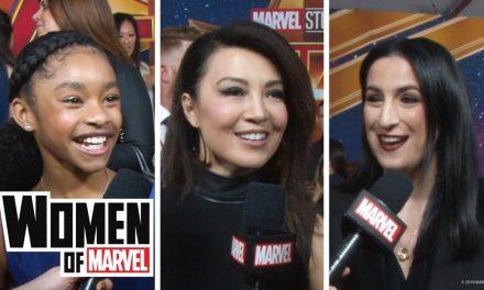 Marvel Studios' Captain Marvel: Carol Danvers in One Word | Women of Marvel