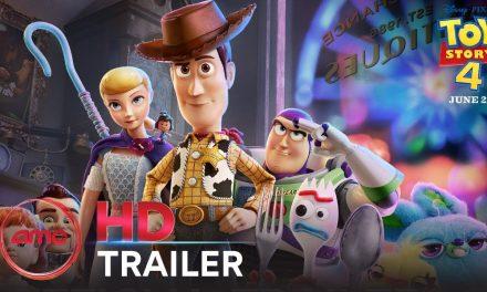 TOY STORY 4 – Official Full Trailer (Jordan Peele, Keanu Reeves) | AMC Theatres (2019)