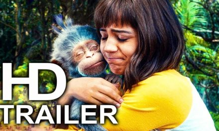 DORA THE EXPLORER AND THE LOST CITY OF GOLD Trailer #1 NEW (2019) Live Action Movie HD