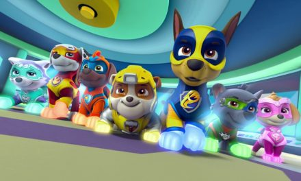 PAW Patrol: Mighty Pups | Official Trailer | Paramount Pictures UK