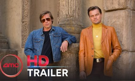 ONCE UPON A TIME IN HOLLYWOOD – Official Teaser Trailer (Leonardo DiCaprio) | AMC Theatres