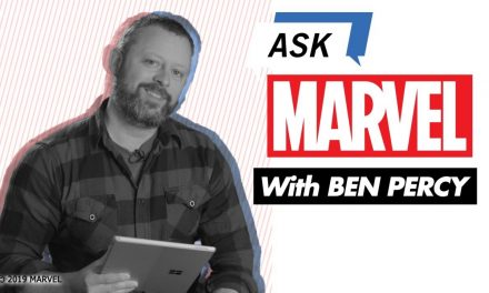 """Ben Percy, Writer of """"Marvel's Wolverine: The Lost Trail"""" Podcast! 