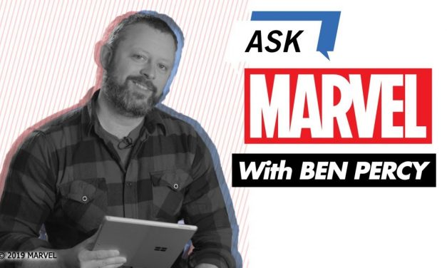 """Ben Percy, Writer of """"Marvel's Wolverine: The Lost Trail"""" Podcast!   Ask Marvel"""