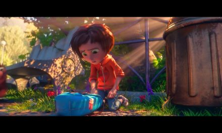 Wonder Park | Gus & Cooper | Paramount Pictures UK