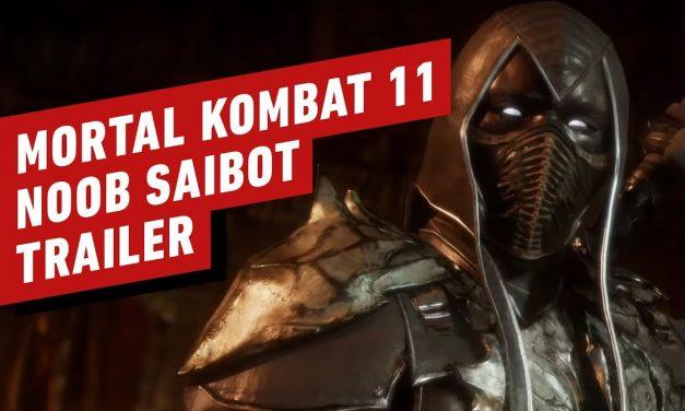 Mortal Kombat 11 – Noob Saibot Official Reveal Trailer