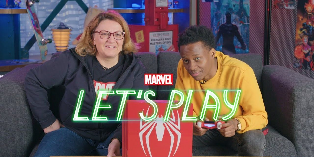 Jackie Kashian saves New York in Marvel's Spider-Man for PS4   Marvel Let's Play