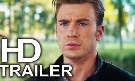 AVENGERS 4 ENDGAME Captain America Final Mission Trailer NEW (2019) Marvel Superhero Movie HD