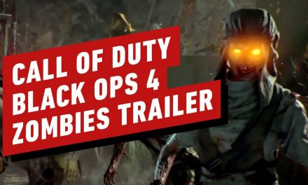 Call of Duty: Black Ops 4 Zombies – Ancient Evil Trailer