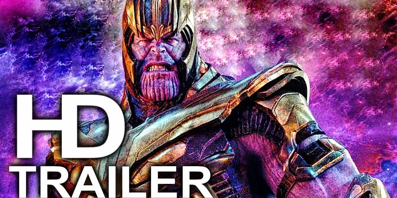 AVENGERS 4 ENDGAME Going After Thanos Trailer NEW (2019) Marvel Superhero Movie HD