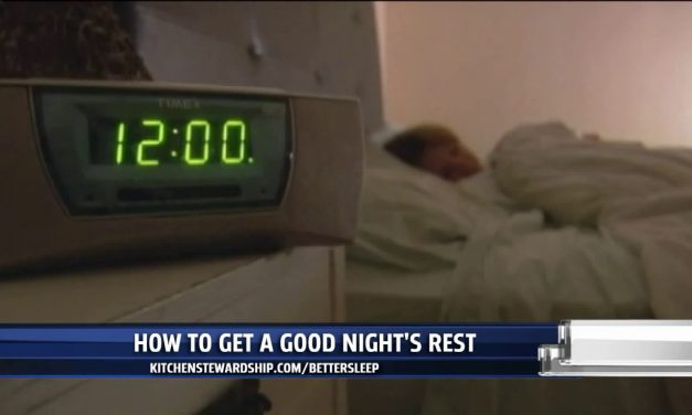 5 items to help you get a good night's sleep – WXMI FOX 17 West Michigan