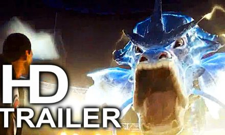 POKEMON DETECTIVE PIKACHU Gyarados Trailer NEW (2019) Ryan Reynolds Movie HD