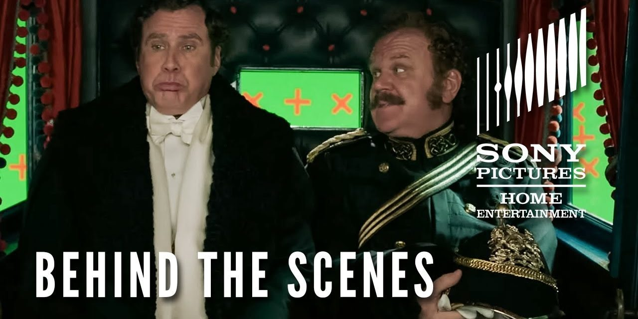 Holmes and Watson: Behind-the-Scenes Clip