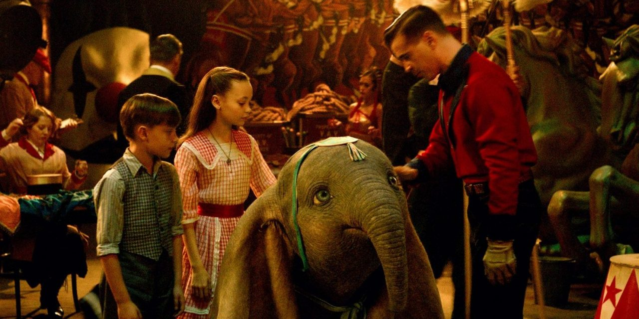 Film Review: Dumbo Delights Without Ever Fully Taking Flight