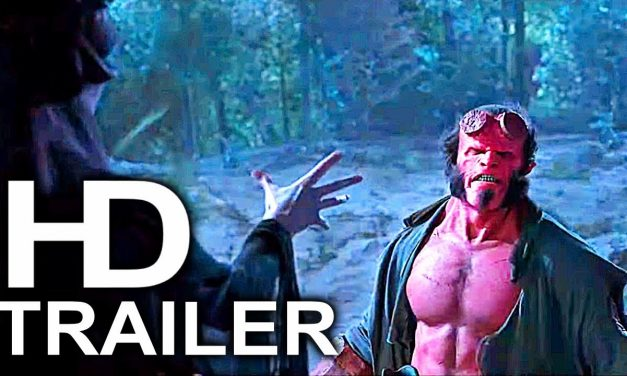 HELLBOY Vs Blood Queen Fight Scene Clip + Trailer NEW (2019) Superhero Movie HD