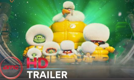 THE ANGRY BIRDS MOVIE 2 – Official Trailer #2 (Peter Dinklage, Dove Cameron) | AMC Theatres (2019)