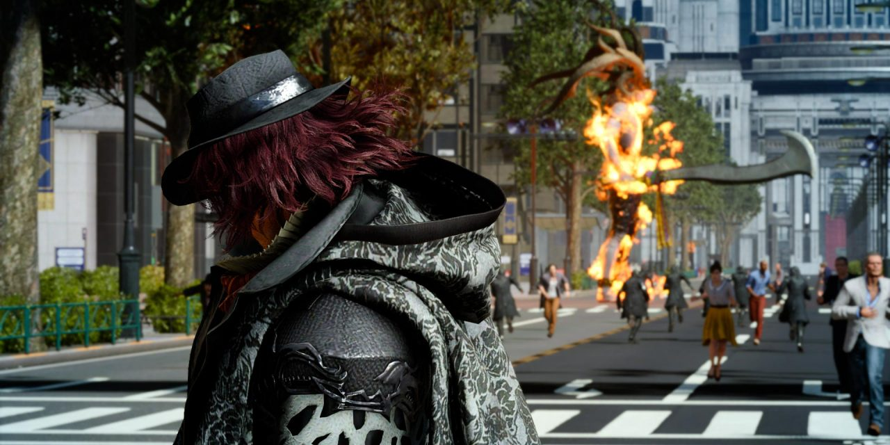 Final Fantasy XV concludes prematurely with its first and last story DLC