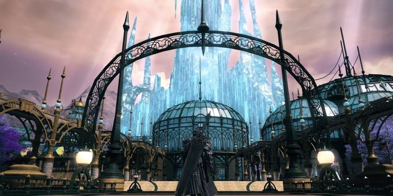 "Final Fantasy XIV: Shadowbringers – New Town ""The Crystarium"" Trailer"