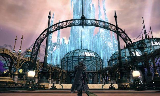 "Final Fantasy XIV: Shadowbringers – New Town ""The Crystarium"" Trailer"