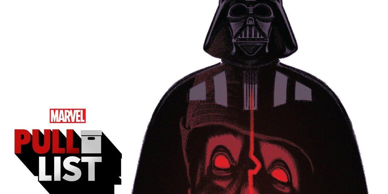 Darth Vader is horrifying in DARK VISIONS #2!   Marvel's Pull List