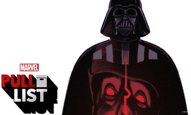 Darth Vader is horrifying in DARK VISIONS #2! | Marvel's Pull List