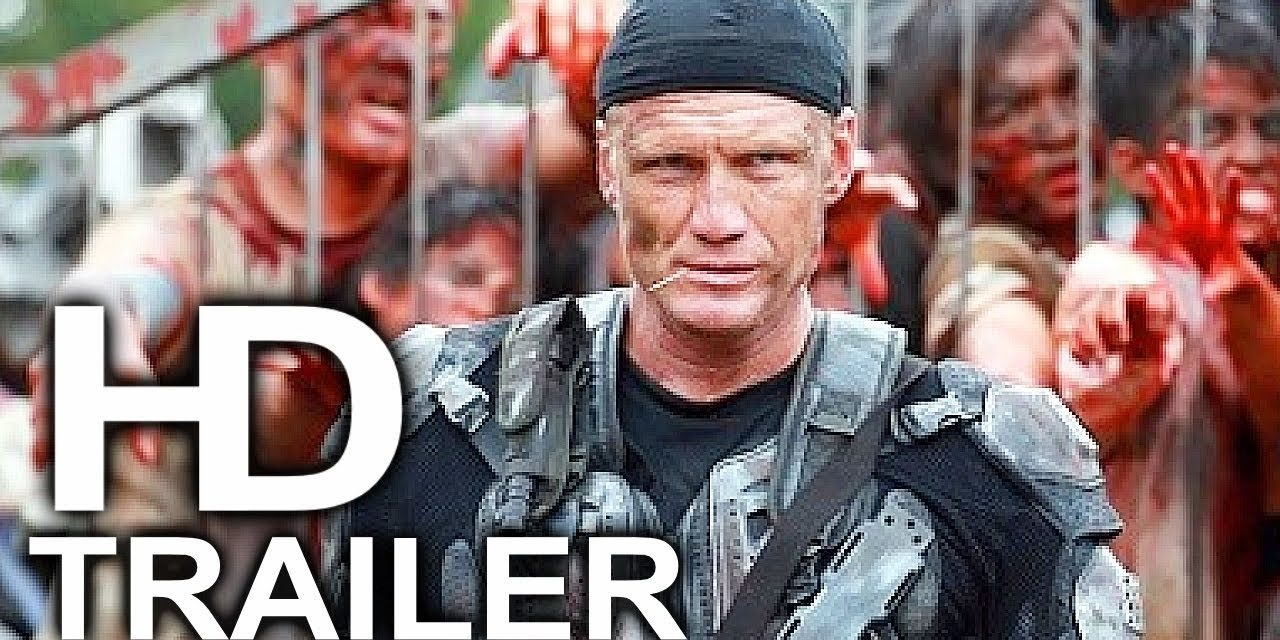 DEAD TRIGGER Trailer #1 NEW (2019) Dolph Lundgren Video Game Zombies Action Movie HD