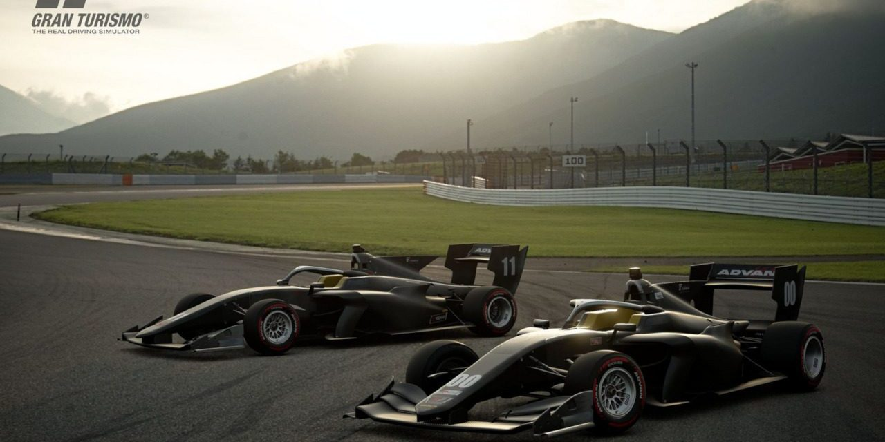 GT Sport Adds Italian Supercars & Two Japanese Super Formula