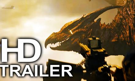 GODZILLA 2 Final Trailer #3 NEW (2019) King Of The Monsters Action Movie HD