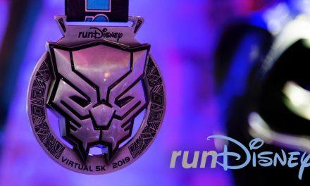 Black Panther 5k Medal Reveal! | RunDisney + Marvel's 80th