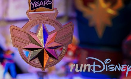 Captain Marvel 5k Medal Reveal! | RunDisney + Marvel's 80th