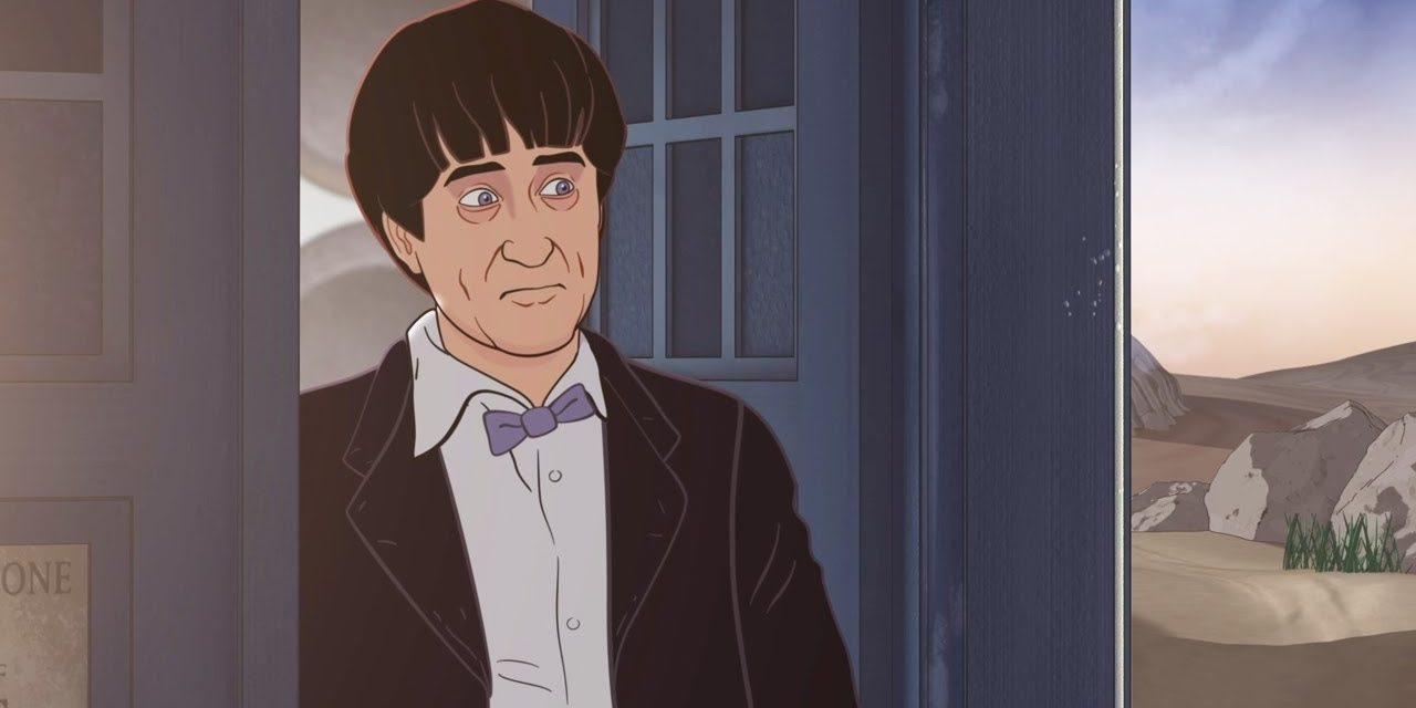 The TARDIS Team Arrive   The Macra Terror   Doctor Who
