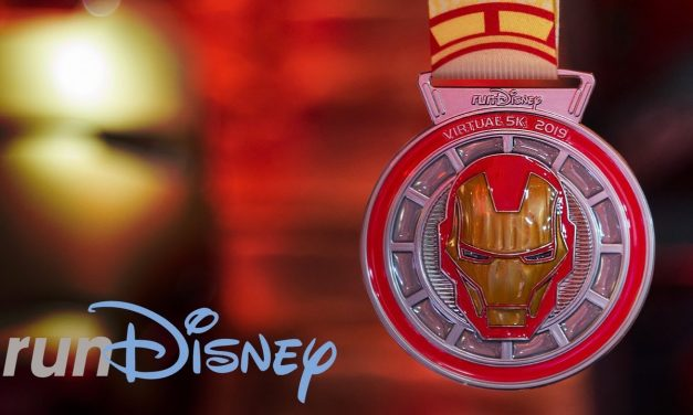 Iron Man runDisney Virtual 5K Medal Revealed | Registration Is Open!