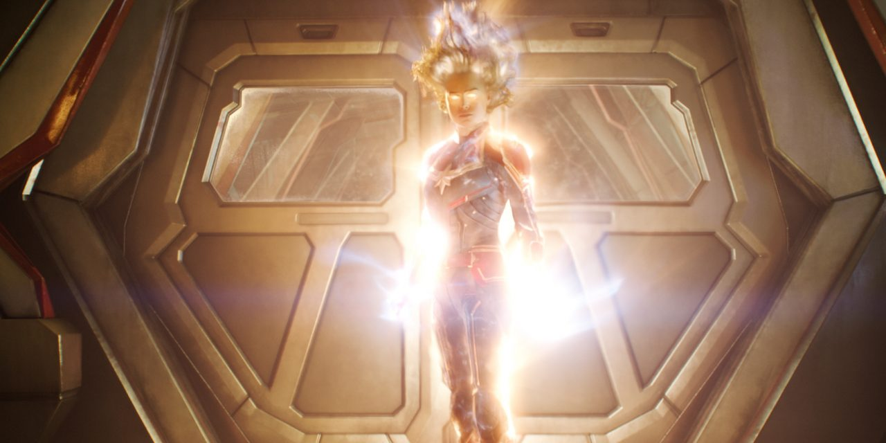 Captain Marvel Special Video Feature Page Added
