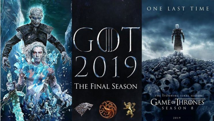 GAME OF THRONES FINAL SEASON FIRST FULL TRAILER