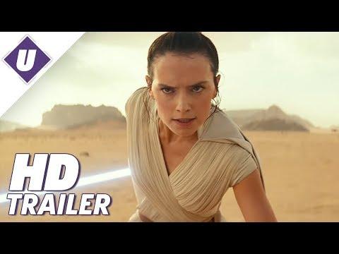 Star Wars Episode IX – The Rise Of Skywalker – Official Teaser Trailer