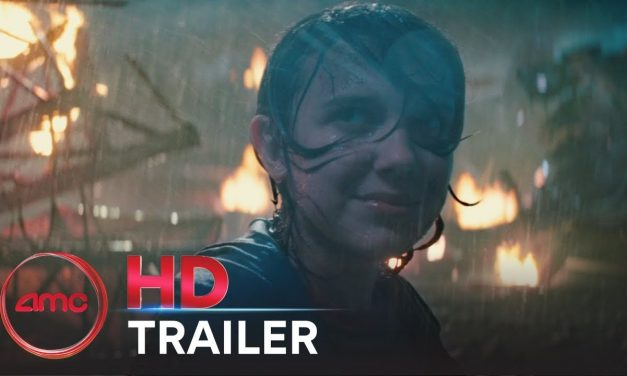 GODZILLA: KING OF THE MONSTERS – Official Teaser Trailer (Millie Bobby Brown) | AMC Theatres (2019)