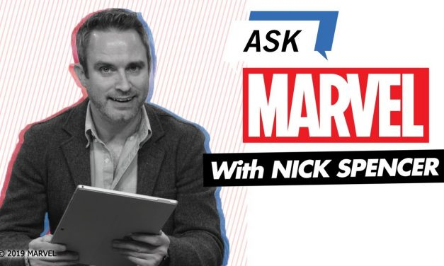 Nick Spencer, Writer of 'The Amazing Spider-Man' | Ask Marvel