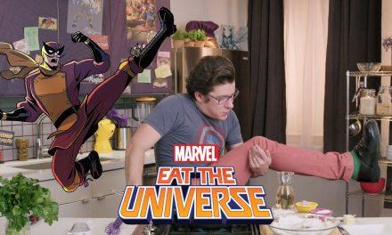 Batroc The Leaper Frogs' Legs | Eat the Universe