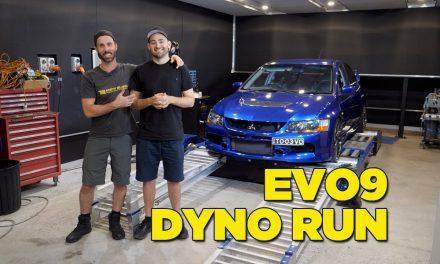 Real Dyno vs Supplied Dyno Sheet – EVO 9