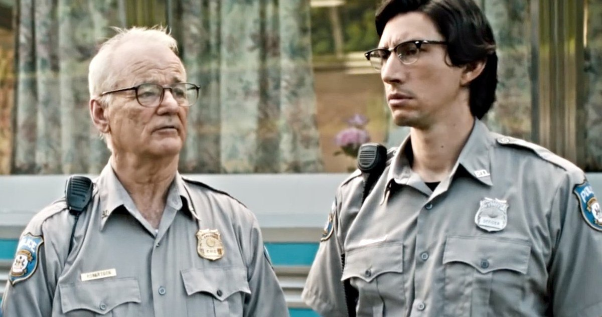 The Dead Don't Die Trailer Goes Zombie Hunting with Bill Murray & Adam Driver