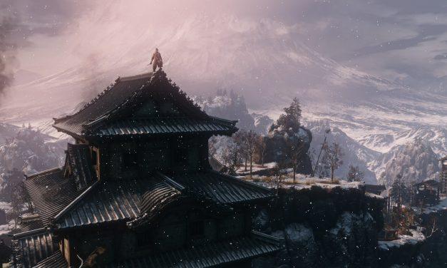 Sekiro: Shadows Die Twice Part 12 – Mibu Village, Corrupted Monk Spirit, Screen Monkeys