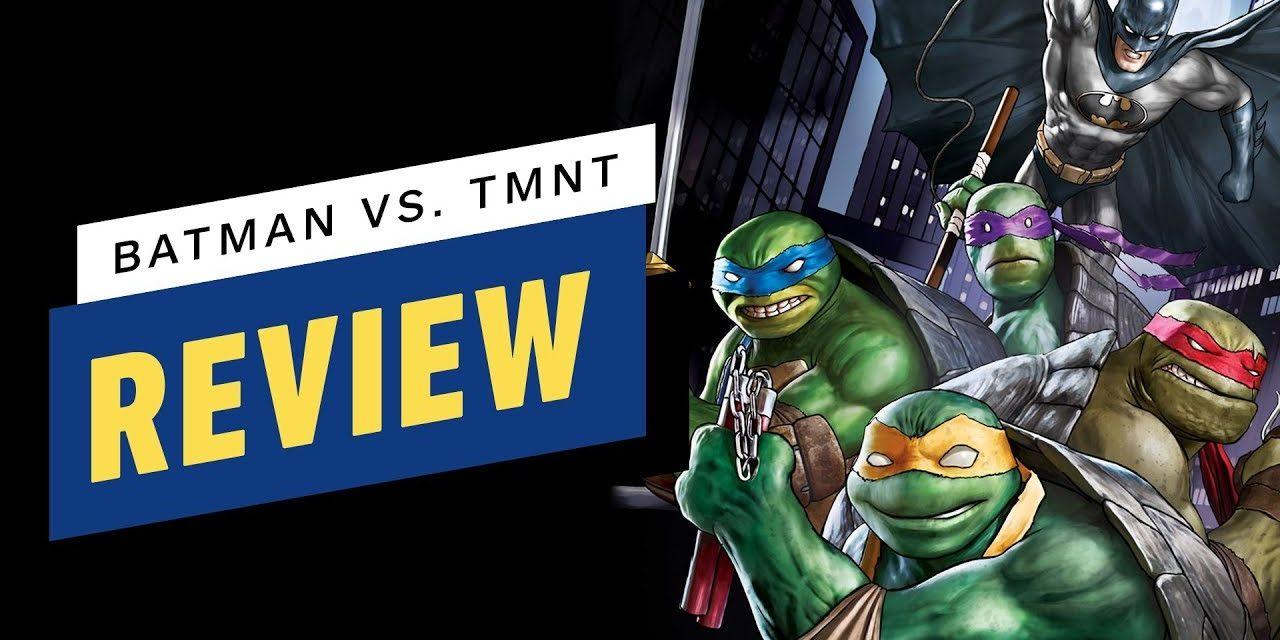 Batman vs. Teenage Mutant Ninja Turtles Review (WonderCon 2019)