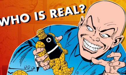 Fantastic Four Villains: Real or Fake? | Earth's Mightiest Show Bonus