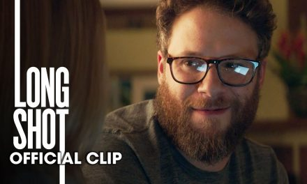 "Long Shot (2019 Movie) Official Clip ""Dating Life"" – Seth Rogen, Charlize Theron"
