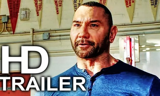 MY SPY Trailer #1 NEW (2019) Dave Bautista Comedy Movie HD