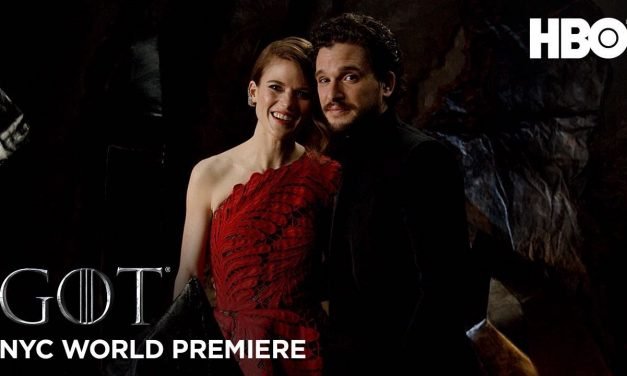 Final Season World Premiere – Glamstone | Game of Thrones | HBO