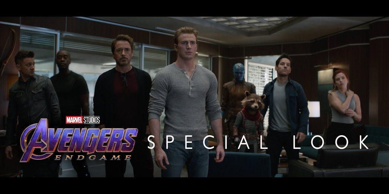 Marvel Studios' Avengers: Endgame | Special Look