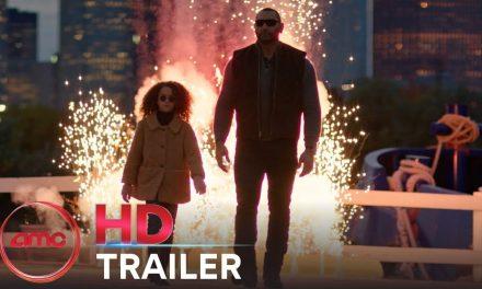 MY SPY – Official Trailer ( Dave Bautista, Kristen Schaal) | AMC Theatres (2019)