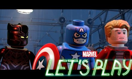Playing Couch Co-Op in The LEGO Marvel Collection! | Marvel Let's Play