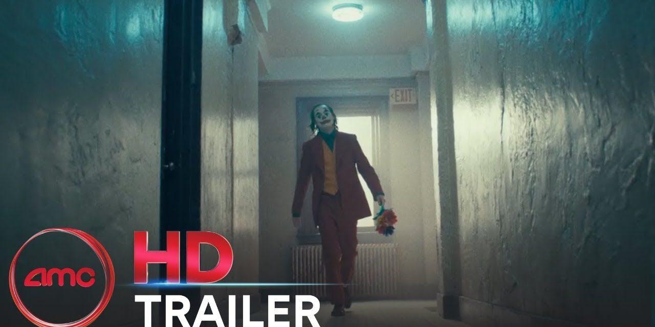 JOKER – Teaser Trailer (Joaquin Phoenix, Zazie Beetz)   AMC Theatres (2019)