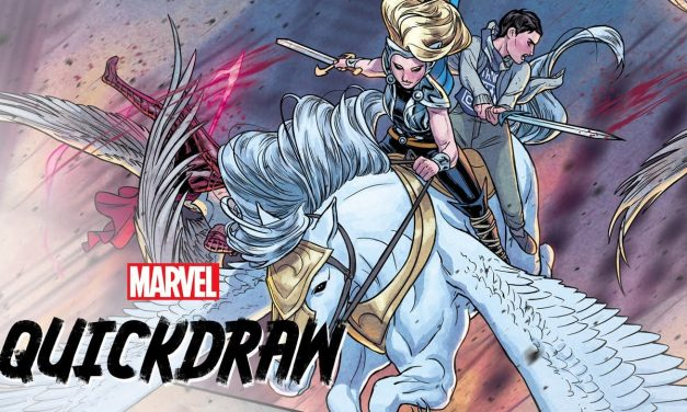 War of the Realms | Marvel Quickdraw